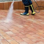 7 Easy ways to clean your pavers