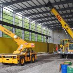 The benefits of buying a used crane